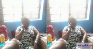 Photos : See How a Teacher Sits Carelessly, Exposing Her Legs In Front Of Pupils